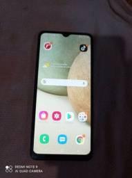 Samsung A12 64 1 mês de uso