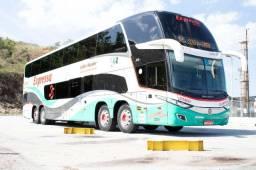 Onibus DD New G7 Scania 2018