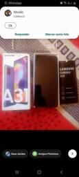 Vendo um celular Samsung A31 128g