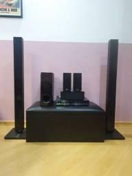 Home Theater LG BH6420P c/ Blu-ray 3D 850W