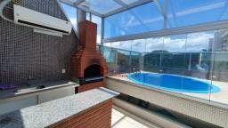 Cobertura com 3 dormitórios à venda, 180 m² por R$ 980.000 - Praia do Canto - Vitória/ES