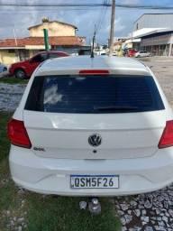 Volkswagen Gol 1.0 12V Branco 2019/2020