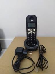 Telefone PHILiPS (sem fio e com secretária)