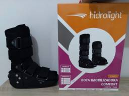 Bota Imobilizadora Hidrolight Comfort Curta