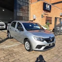 Renault Logan Life 1.0 12v 2020! R$52.500,00 à vista!