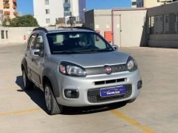 Fiat - Uno Way 2016 Completo. Financio com pequena entrada