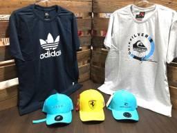 Super Promoção De Kit Camiseta e Boné - Seja Um Revendedor (a) !!!