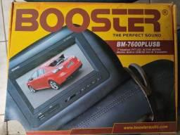 Vendo tela de DVD Booster
