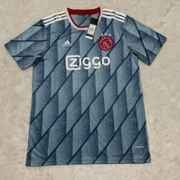 Camisa de time Ajax Fora