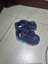 Tênis Nike com led Infantil
