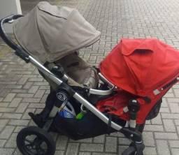 Carrinho de Gemeos Baby Jogger City Select