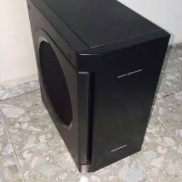 Suboowf panasonic de home theater de 1000w