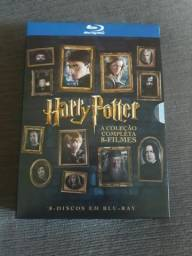 Box Harry potter- Blu ray