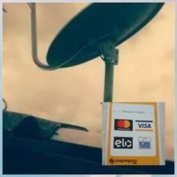 Técinco Antenista de TV Aberta e Fechada - Serviço Profissional com Garantia- Abba Telecom