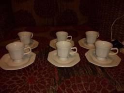 Porcelana schmidt jogo de café (21)997125988