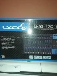 Vendo uma mesa de som nova na caixa tel: 999116857