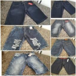 Promoção Bermuda Jeans