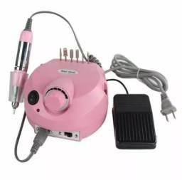 Lixa eletrica para podologia , unhas artificiais