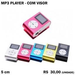 Mp3 Player com Rádio