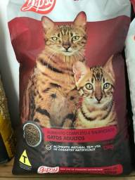 Ração Premium para gatos