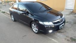 Relíquia, Honda Civic 2009 1.8 EXS Automático o mais completo da categoria,Top de linha - 2009