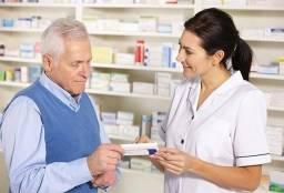 Vaga balconista/atendente farmacia