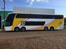 Ônibus DD 4 eixos Double Decker 8x2 - 2002