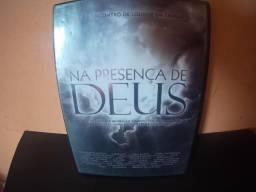 DVD Na Presença de Deus
