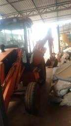 Retro Escavadeira Fiatallis - FB 80.3