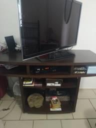 Raches madeira com tv 32 polegadas Samsung