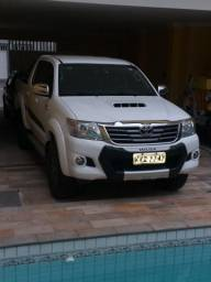 Hilux Limited CD 4x4 - 2015
