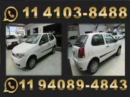 Fiat Palio Economy 1.0 Flex - Ano 2012 - Bem Conservado - 2012