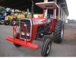 Trator Massey Ferguson 275 1979 vermelho COD 0005