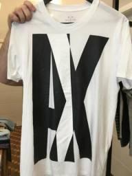 Camiseta Armani Exchange Original EUA