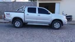 Vendo hilux 2.5 2009 4×4 diesel - 2009
