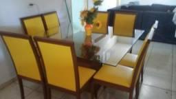 Conjunto de Mesa com Cadeiras Top