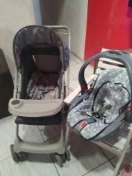 Carrinho e bebê conforto aceito cartão ?