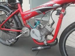 Bike motorizada Track Power 49cc