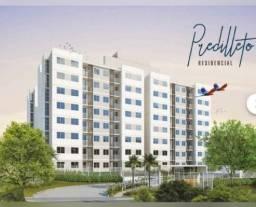 Residencial Predileto - Parque 10 - 56m² de 3 Qts com 2 Vagas