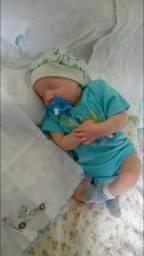 Bebê lindo promoçao de natal
