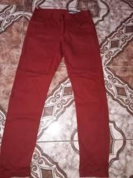 Calças e blusa