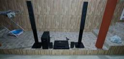 Home theater Philips 1000w rms