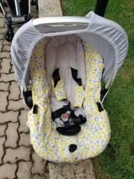 Carrinho de Bebê + bebê Conforto Kiddo Eclipse