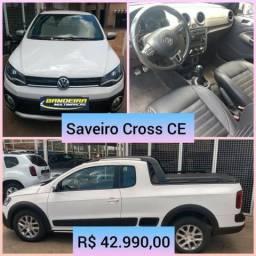 Saveiro Cross CE 14/15 R$ 42.990,00 - 2015