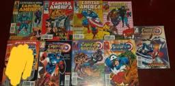 Kit/Lote formatinhos HQs Marvel