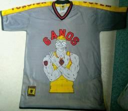 d572ac68f1 Camisa jovem sport 6 anos relíquia