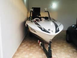 Vendo ou troco Por carro moto caminhonete Lancha Smal Boat 14 Pes - 1994