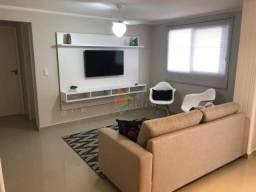Apartamento com 5 dormitórios à venda, 600 m² por r$ 1.400.000 - canto do forte - praia gr