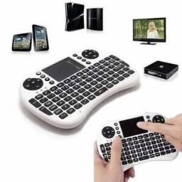 Mini Teclado Sem Fio Wireless Touch Pad Universal (Entrega Grátis) Loja na Cohab