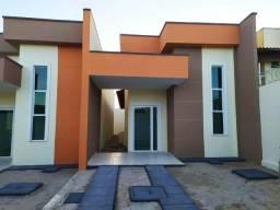 Casa pronta para morar no Eusébio três quartos fino acabamento